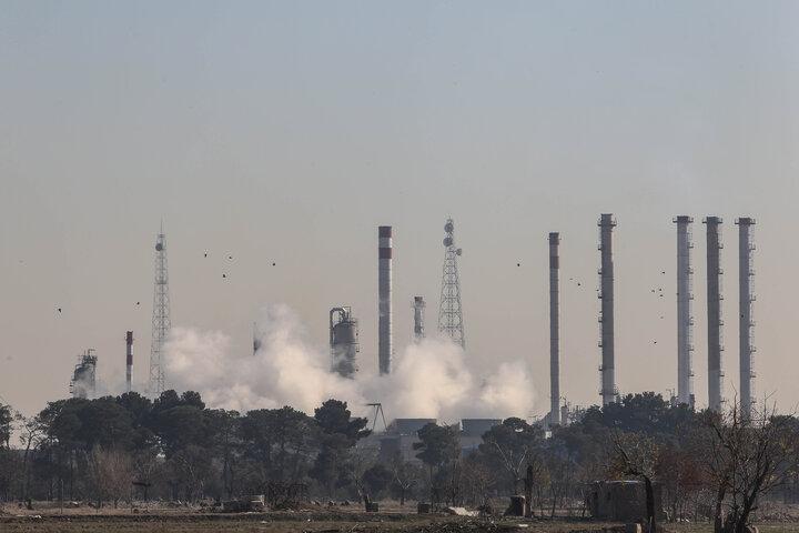آلودگی هوای تهران و کرونا