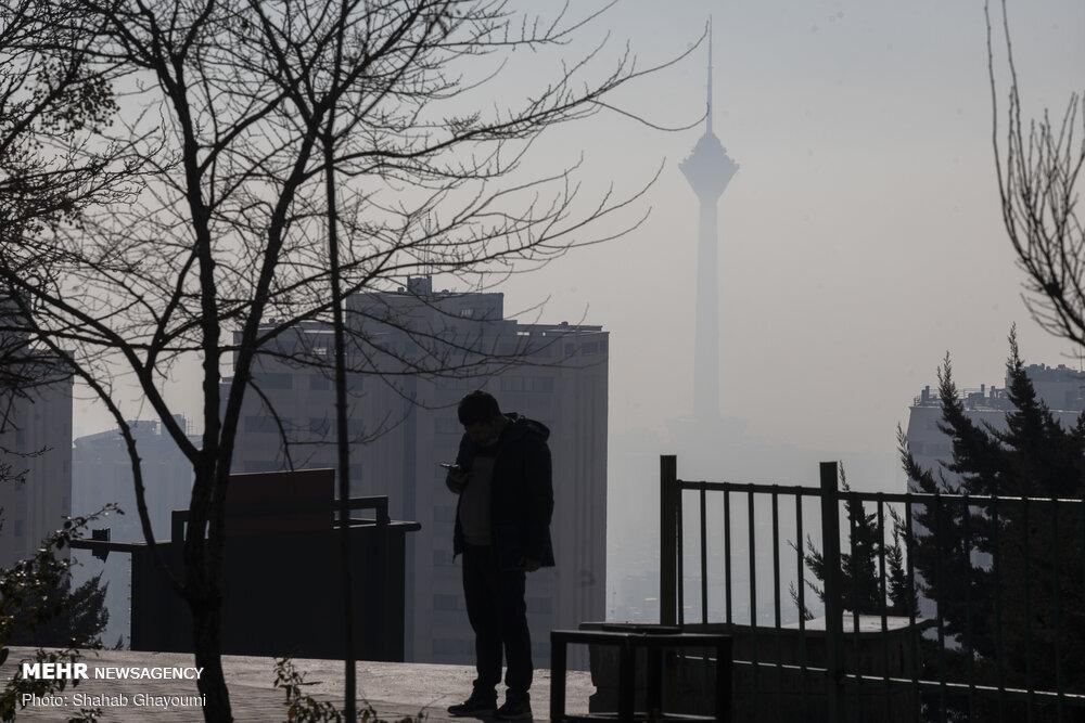 شباهت علائم کرونا و آلودگی هوا