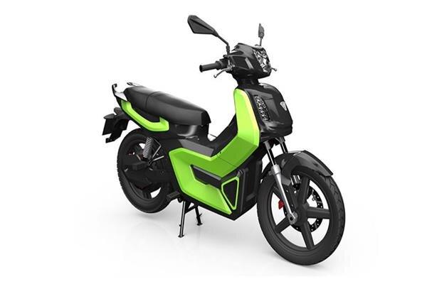 موتورسیکلت های برقی داخلی