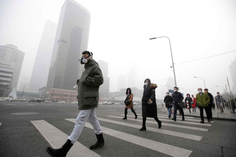 عقیم شدن بر اثر آلودگی هوا