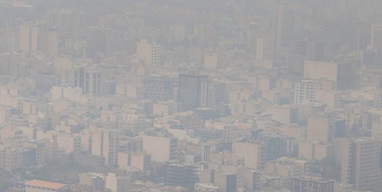 تاثیر آلودگی هوا بر بیماری آسم